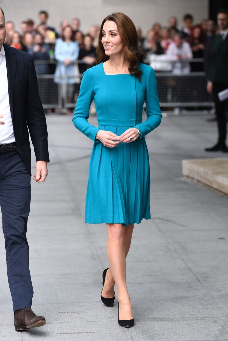 Kate Et William Au Siège De La BBC ( 7