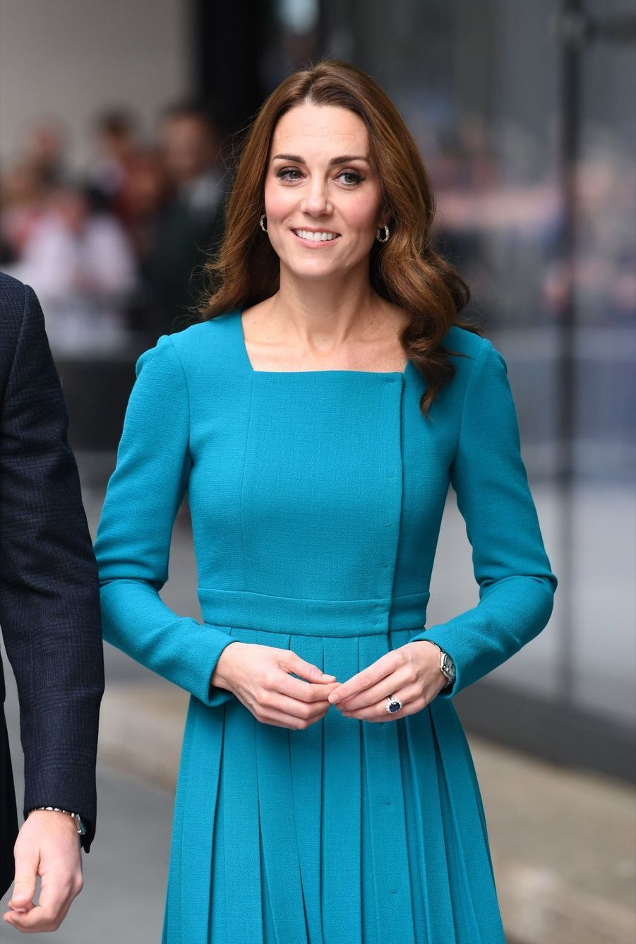 Kate Et William Au Siège De La BBC ( 8
