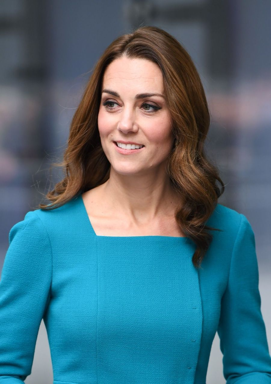 Kate Et William Au Siège De La BBC ( 9