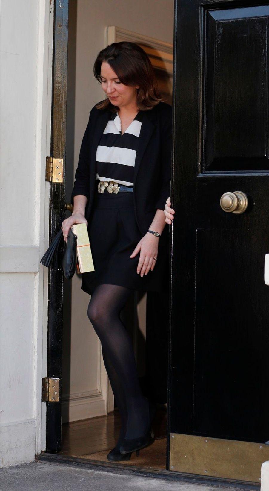 Rebecca Deacon en février 2013.