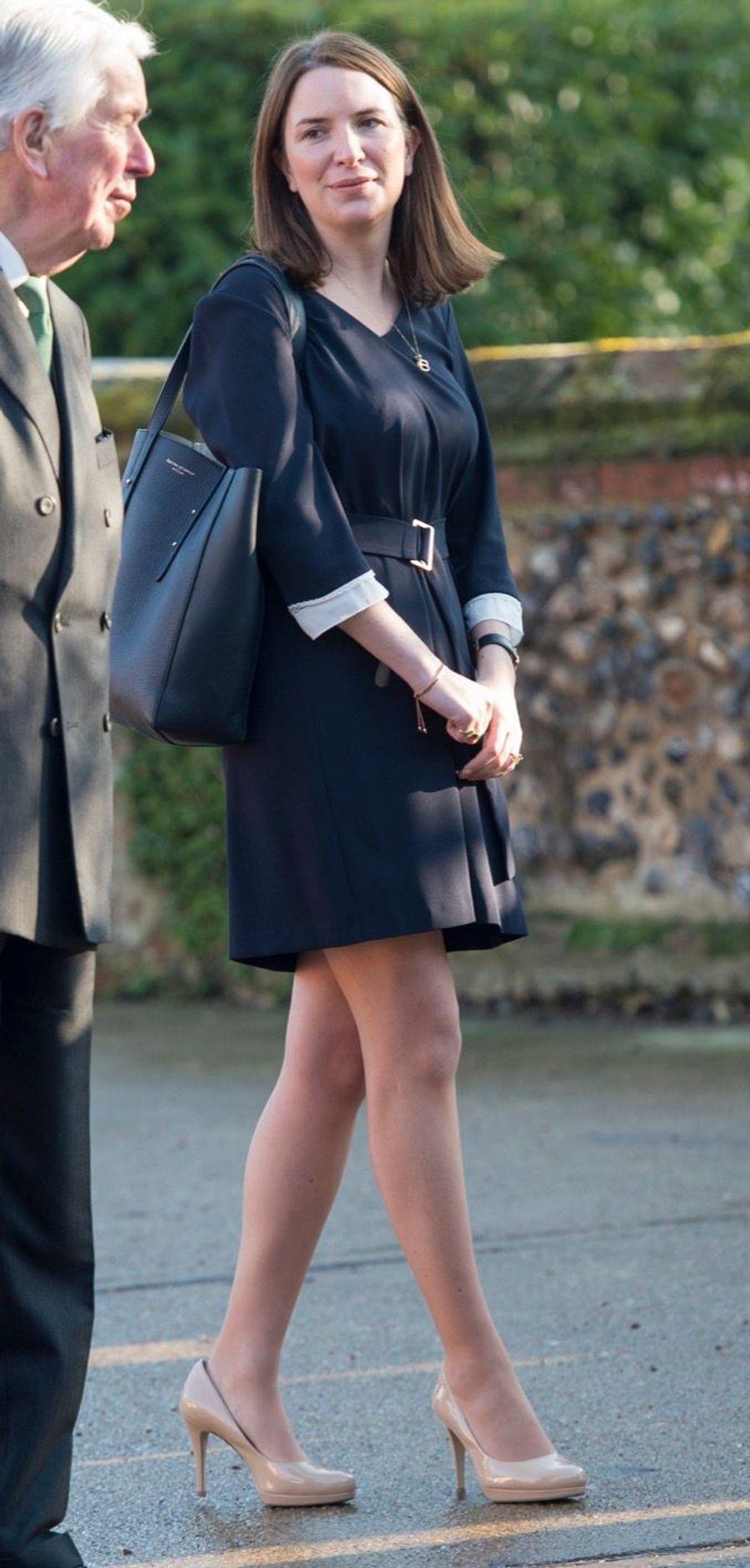 Rebecca Deacon en janvier 2017.