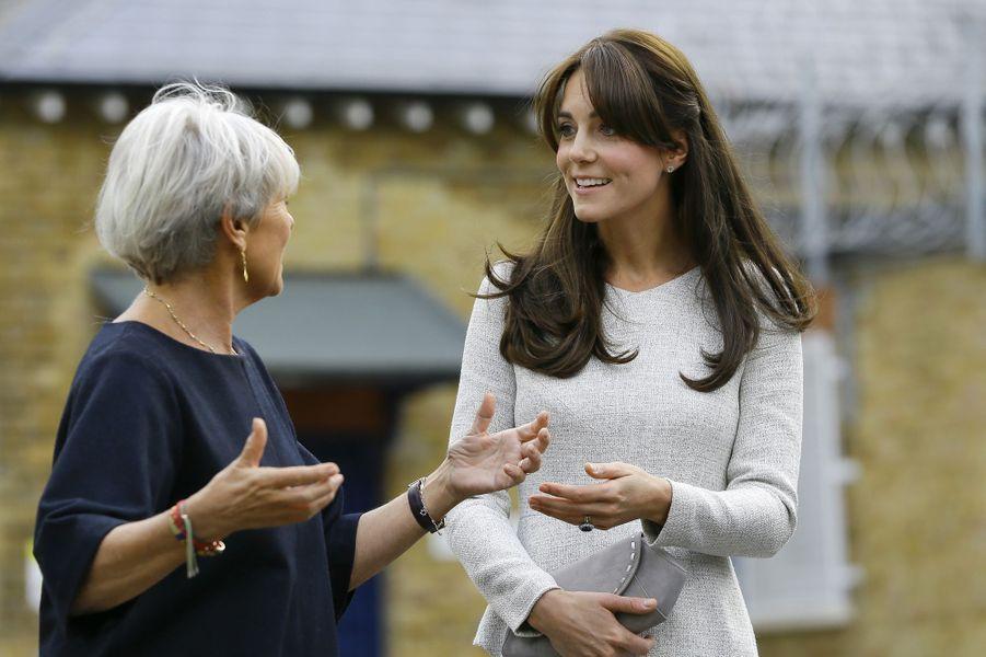 Une duchesse derrière les barreaux