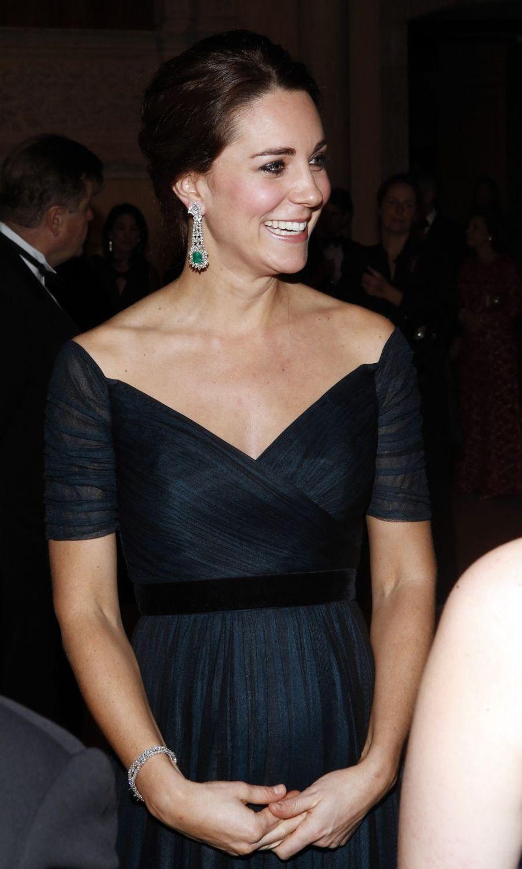 Kate Middleton à New York, le 9 décembre 2014