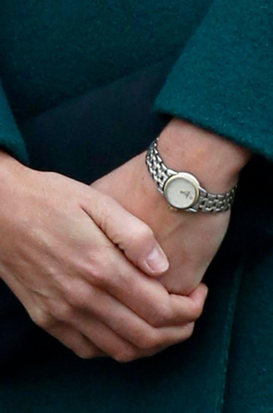Zoom Sur Les Précieux Bijoux De Kate Middleton 3