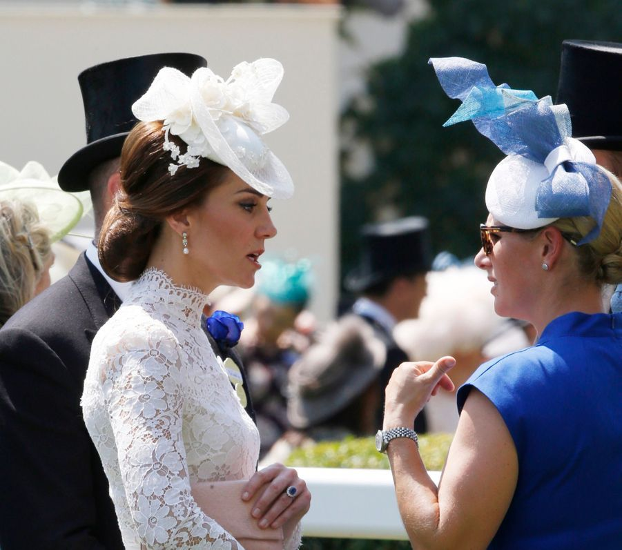 Les Windsor Au Royal Ascot 1