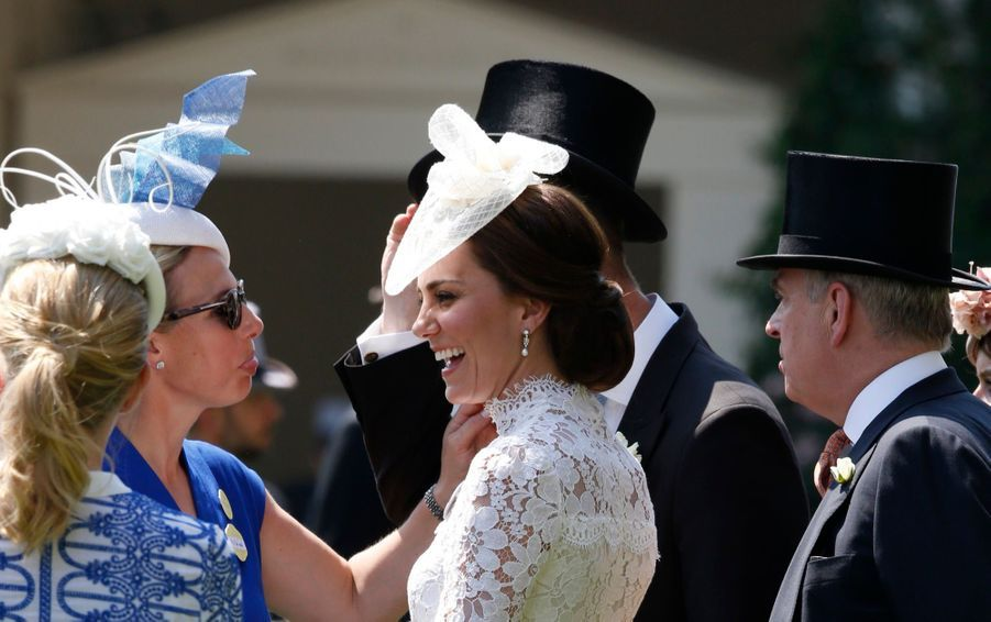 Les Windsor Au Royal Ascot 10