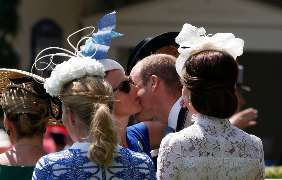 Les Windsor Au Royal Ascot 11