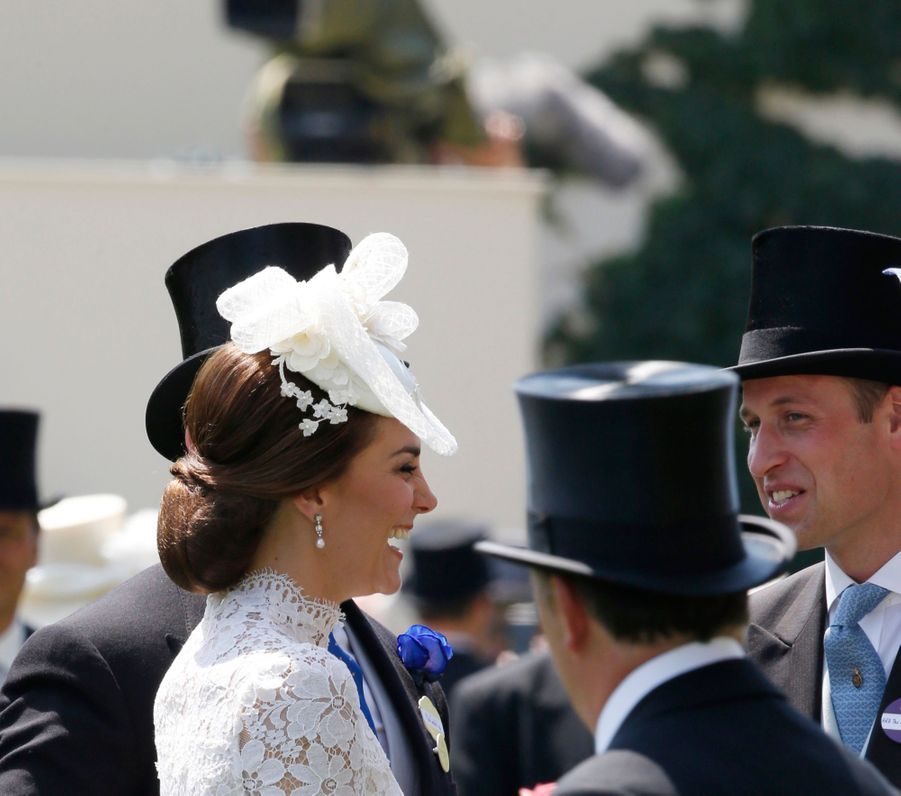 Les Windsor Au Royal Ascot 12