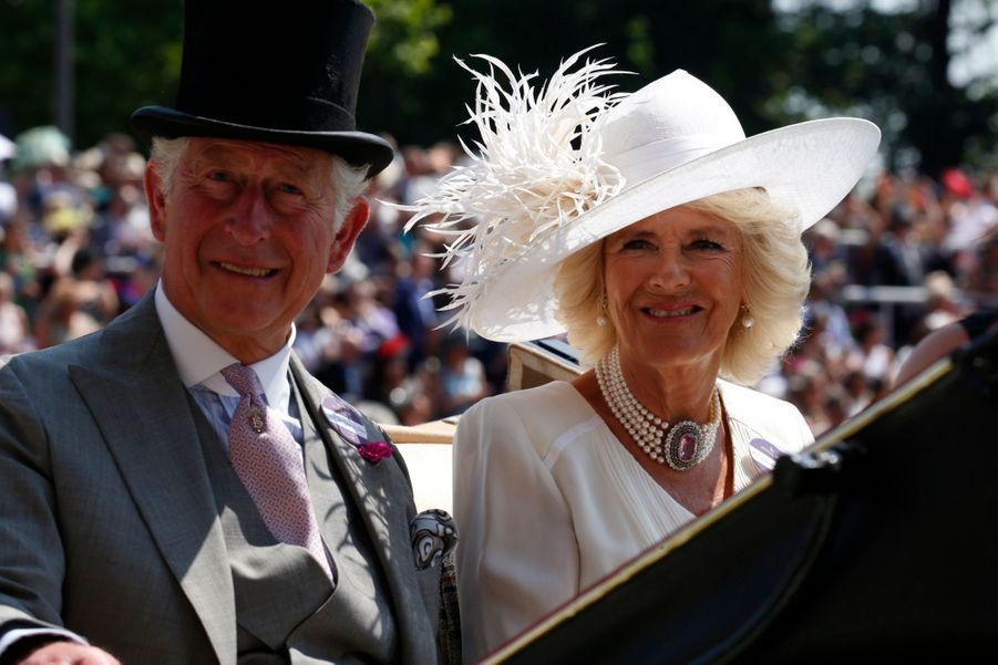 Les Windsor Au Royal Ascot 14