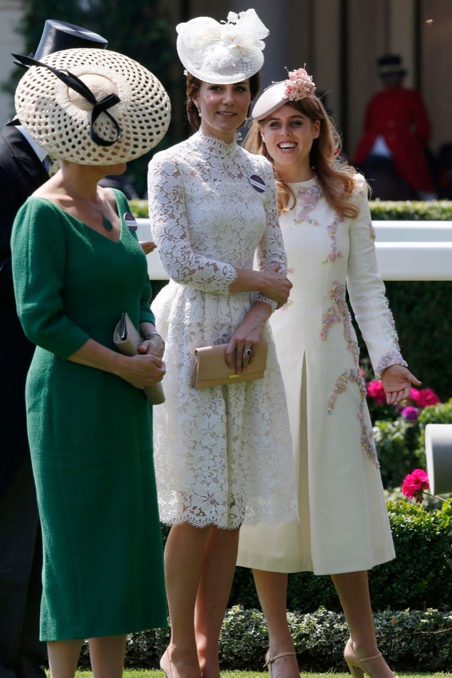 Les Windsor Au Royal Ascot 18