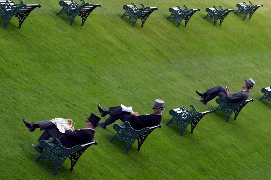 Les Windsor Au Royal Ascot 22