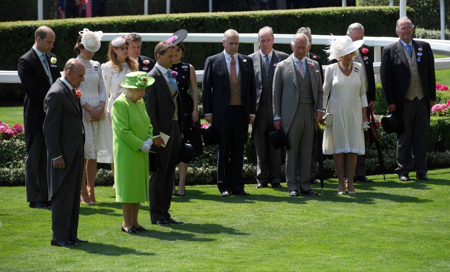 Les Windsor Au Royal Ascot 24