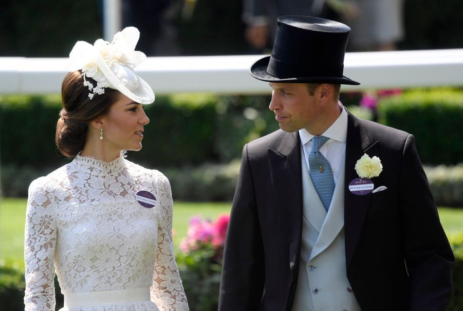 Les Windsor Au Royal Ascot 25