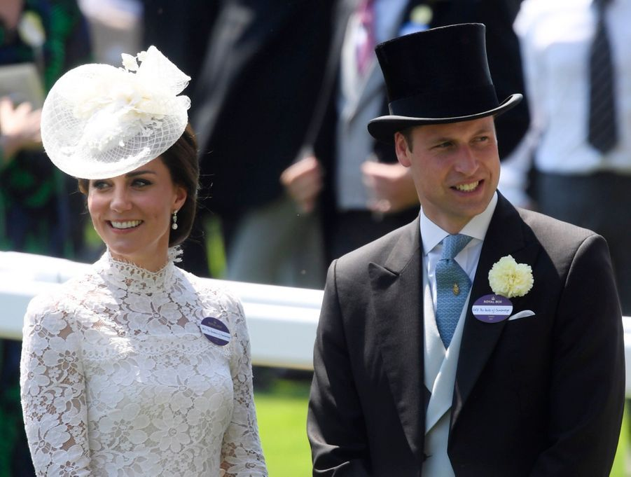 Les Windsor Au Royal Ascot 28