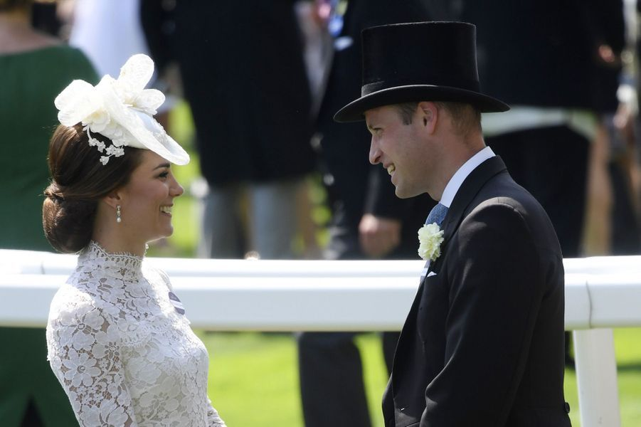 Les Windsor Au Royal Ascot 29