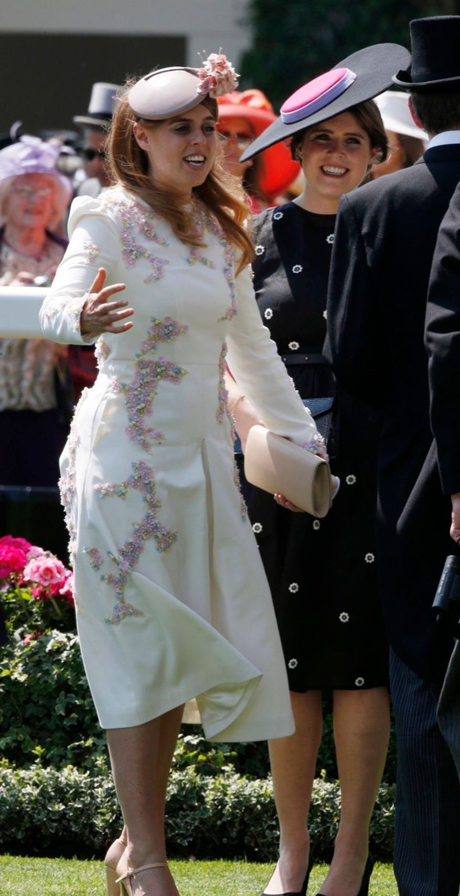 Les Windsor Au Royal Ascot 3