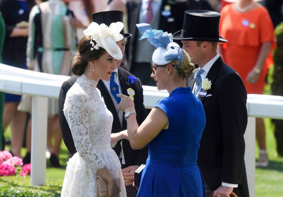 Les Windsor Au Royal Ascot 30