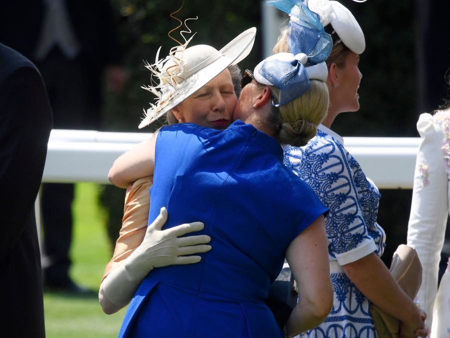 Les Windsor Au Royal Ascot 31
