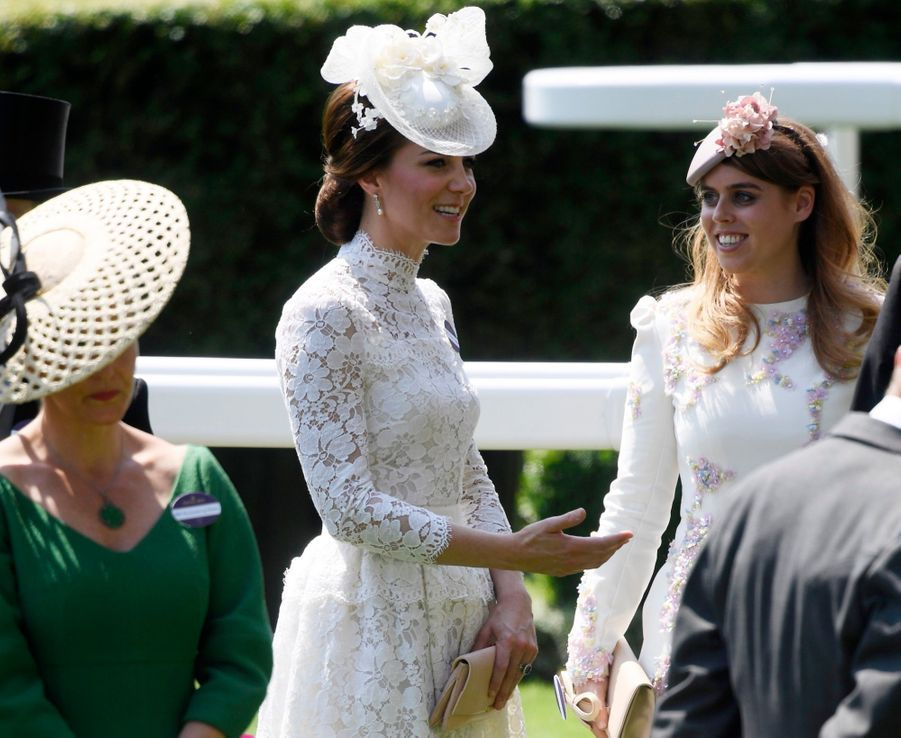 Les Windsor Au Royal Ascot 32