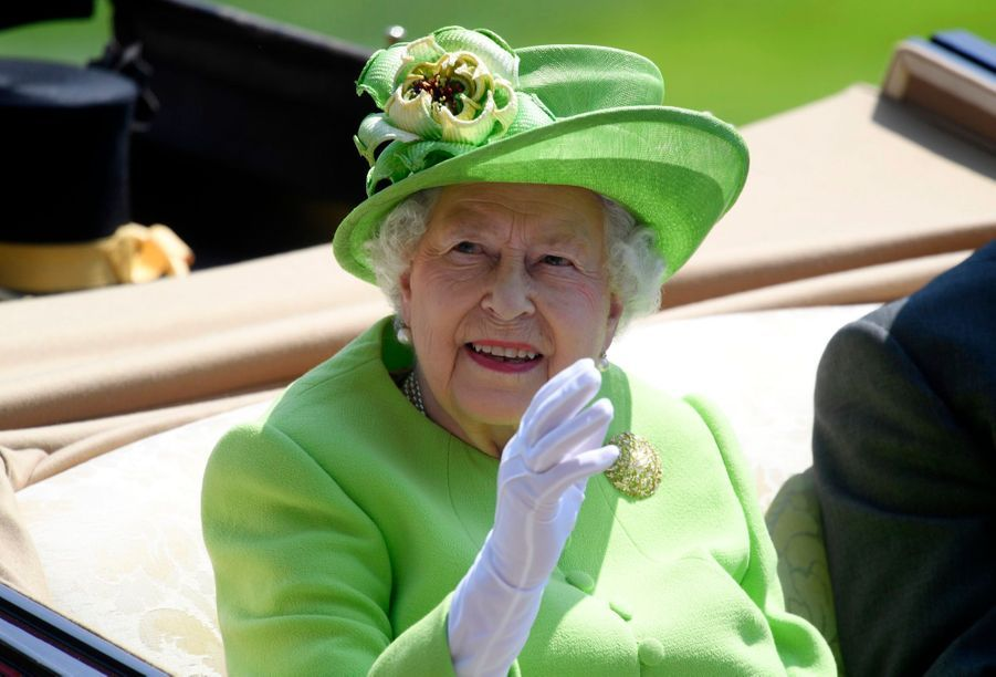 Les Windsor Au Royal Ascot 35