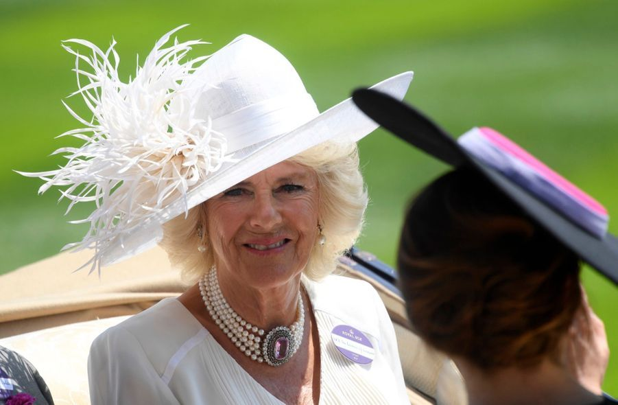 Les Windsor Au Royal Ascot 37