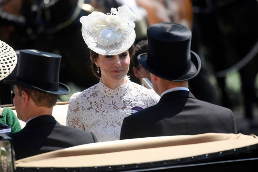 Les Windsor Au Royal Ascot 38
