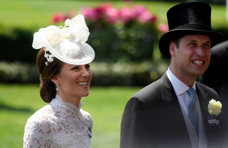 Les Windsor Au Royal Ascot 39