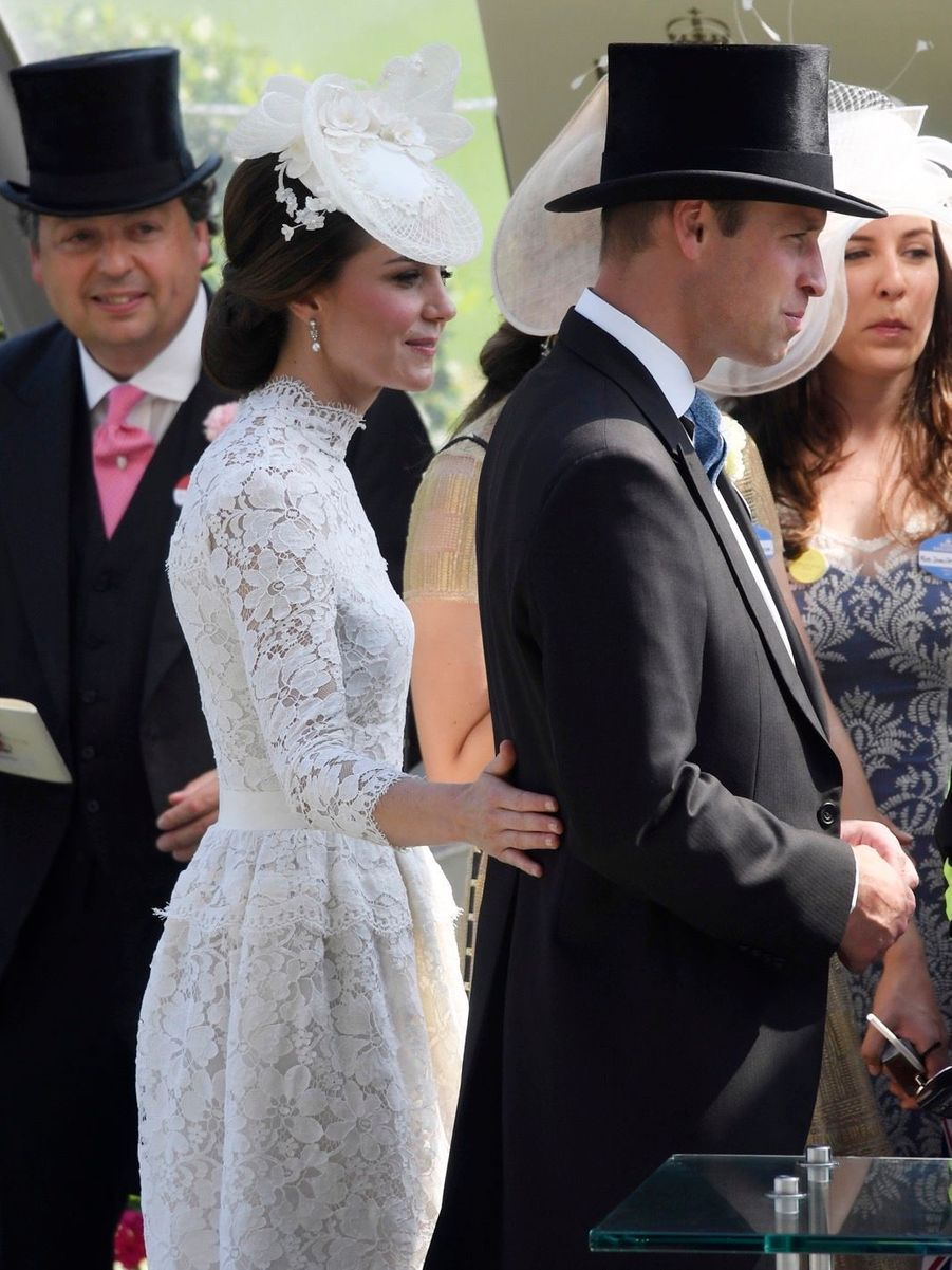 Les Windsor Au Royal Ascot 43