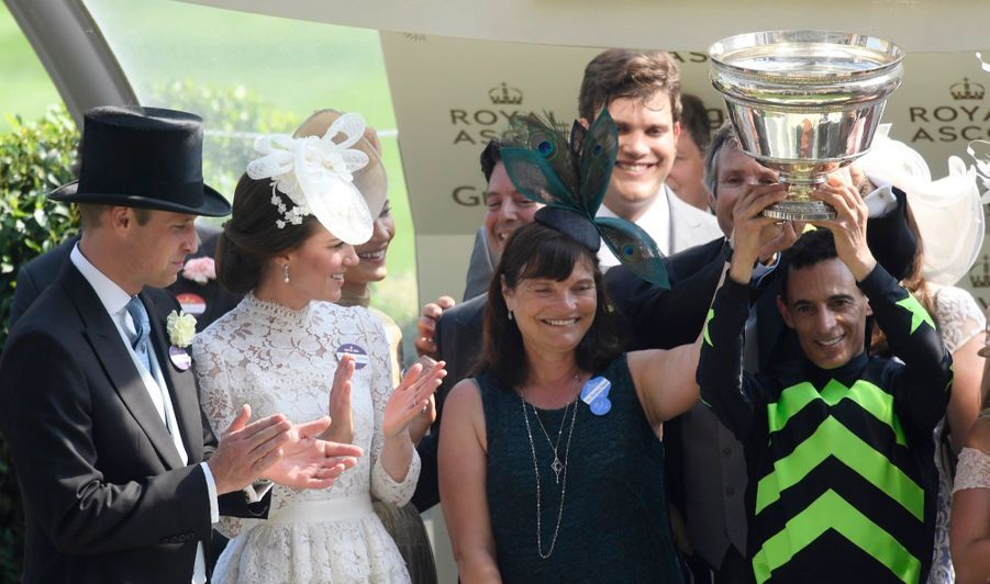 Les Windsor Au Royal Ascot 44