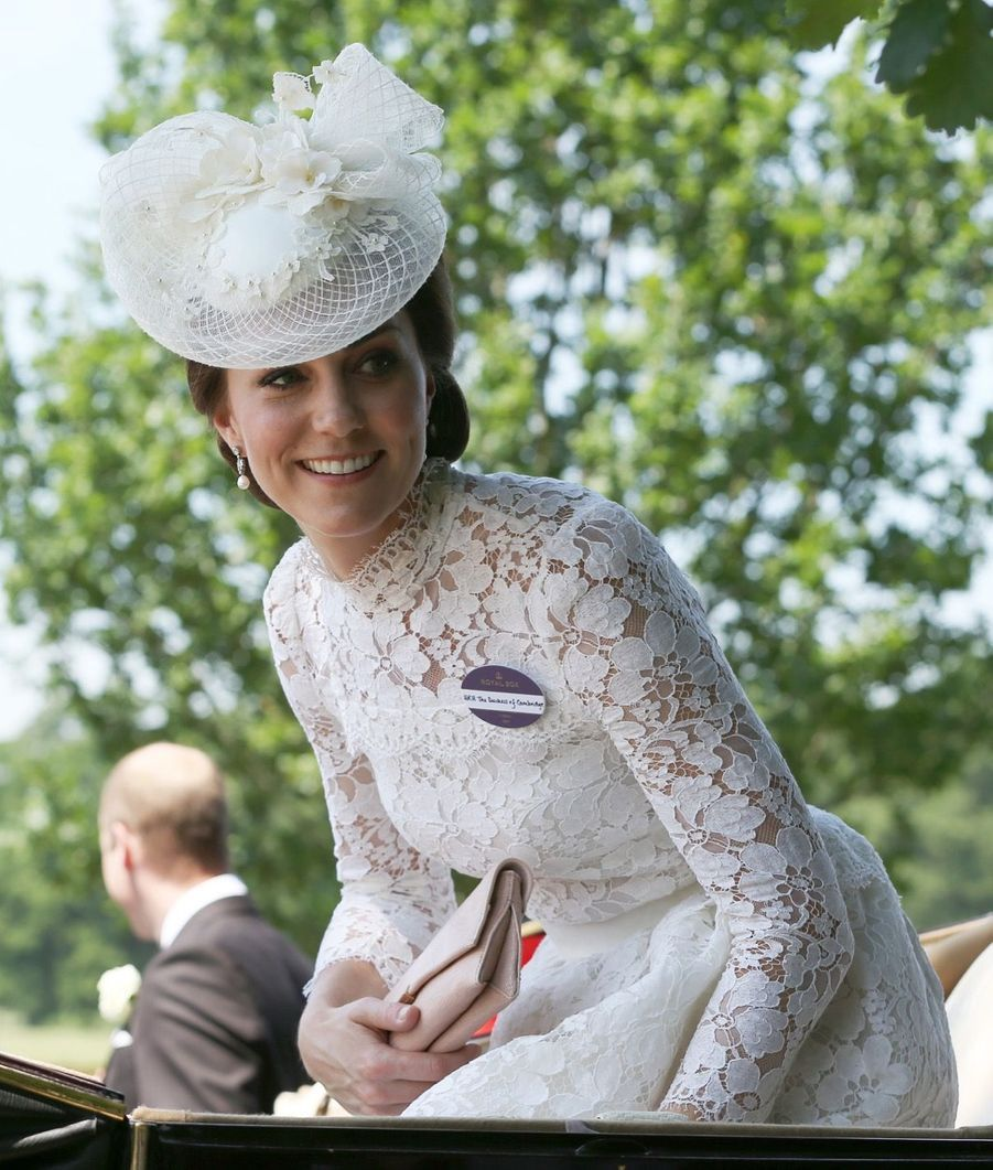 Les Windsor Au Royal Ascot 47