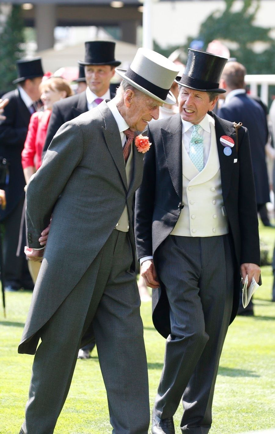 Les Windsor Au Royal Ascot 5