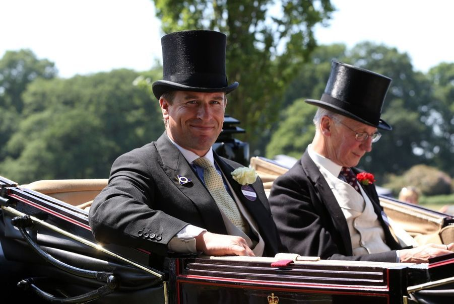 Les Windsor Au Royal Ascot 51