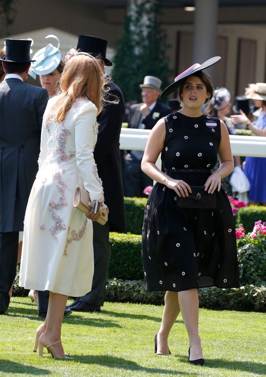 Les Windsor Au Royal Ascot 6