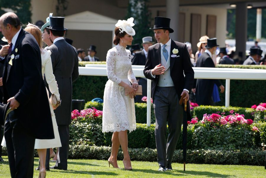 Les Windsor Au Royal Ascot 7