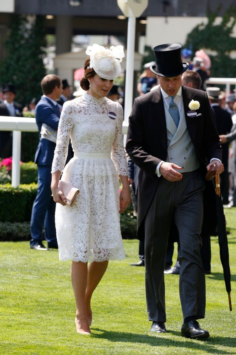 Les Windsor Au Royal Ascot 8