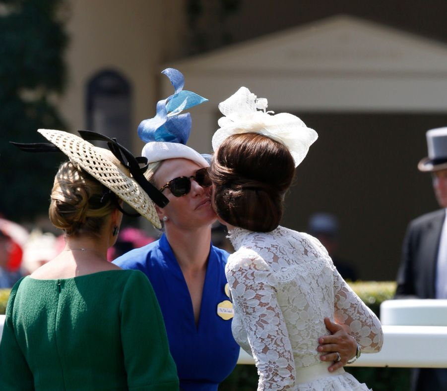 Les Windsor Au Royal Ascot 9