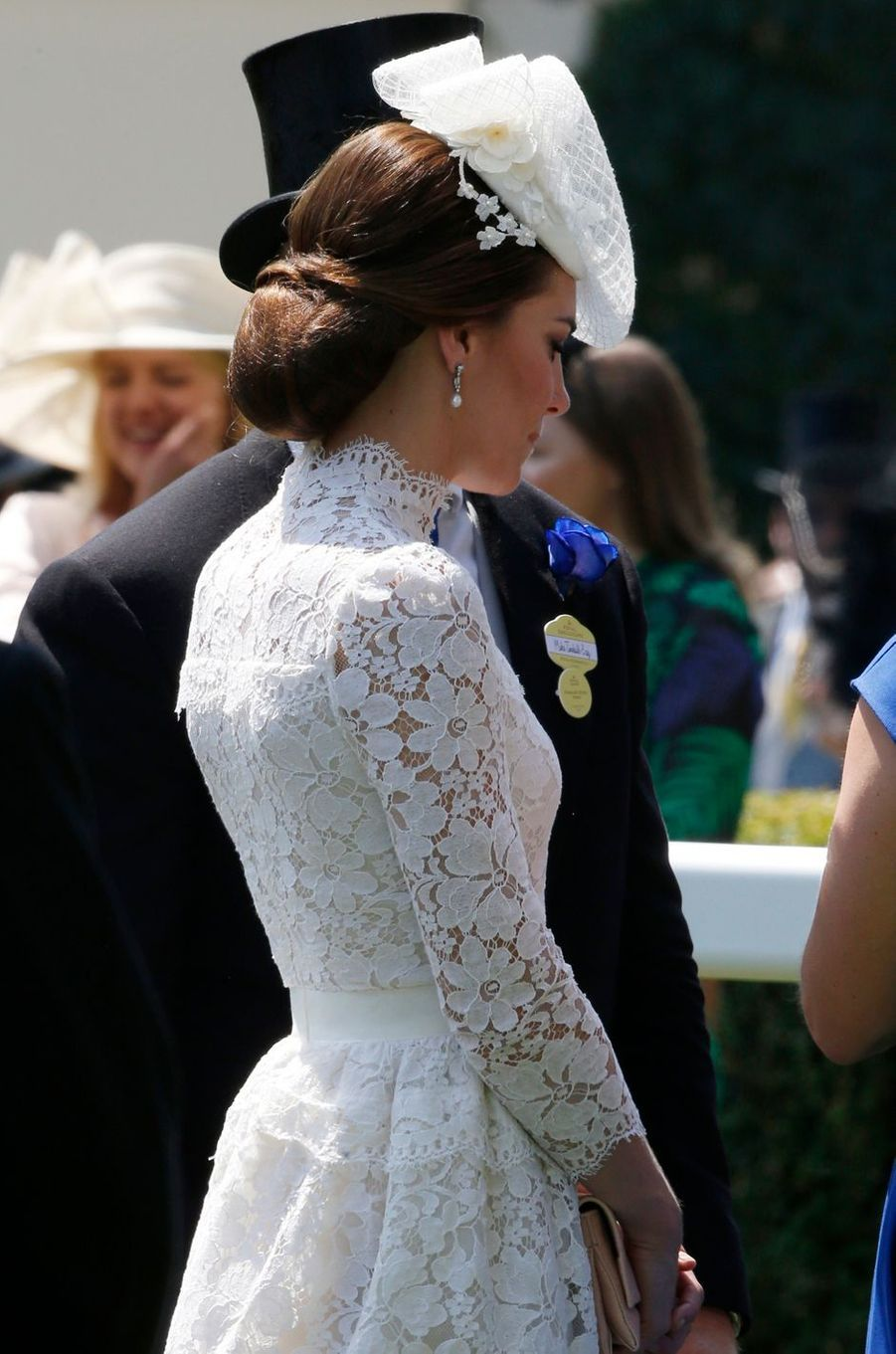 Kate Middleton au Royal Ascot le 20 juin 2017