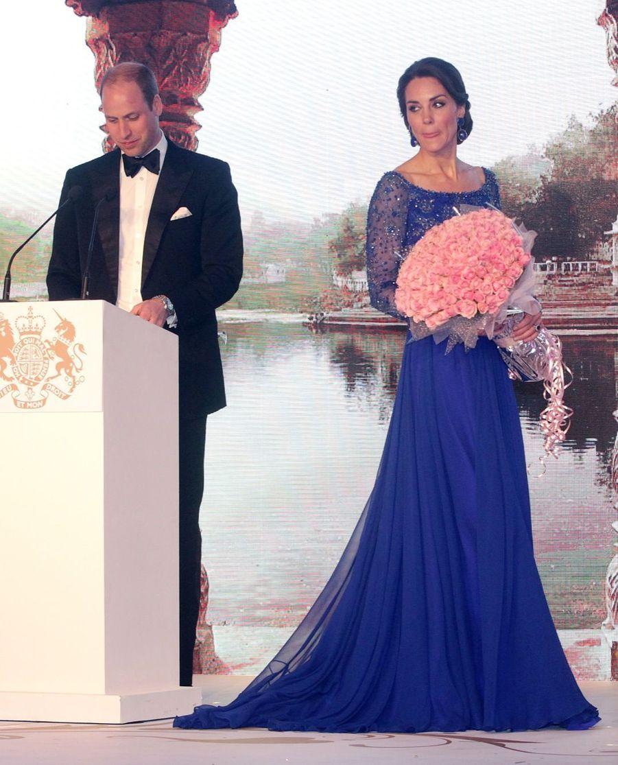 Kate, star d'un soir à Bollywood