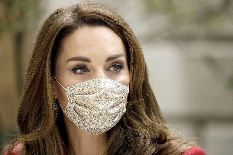Kate Middletonà Londres le 20 octobre 2020