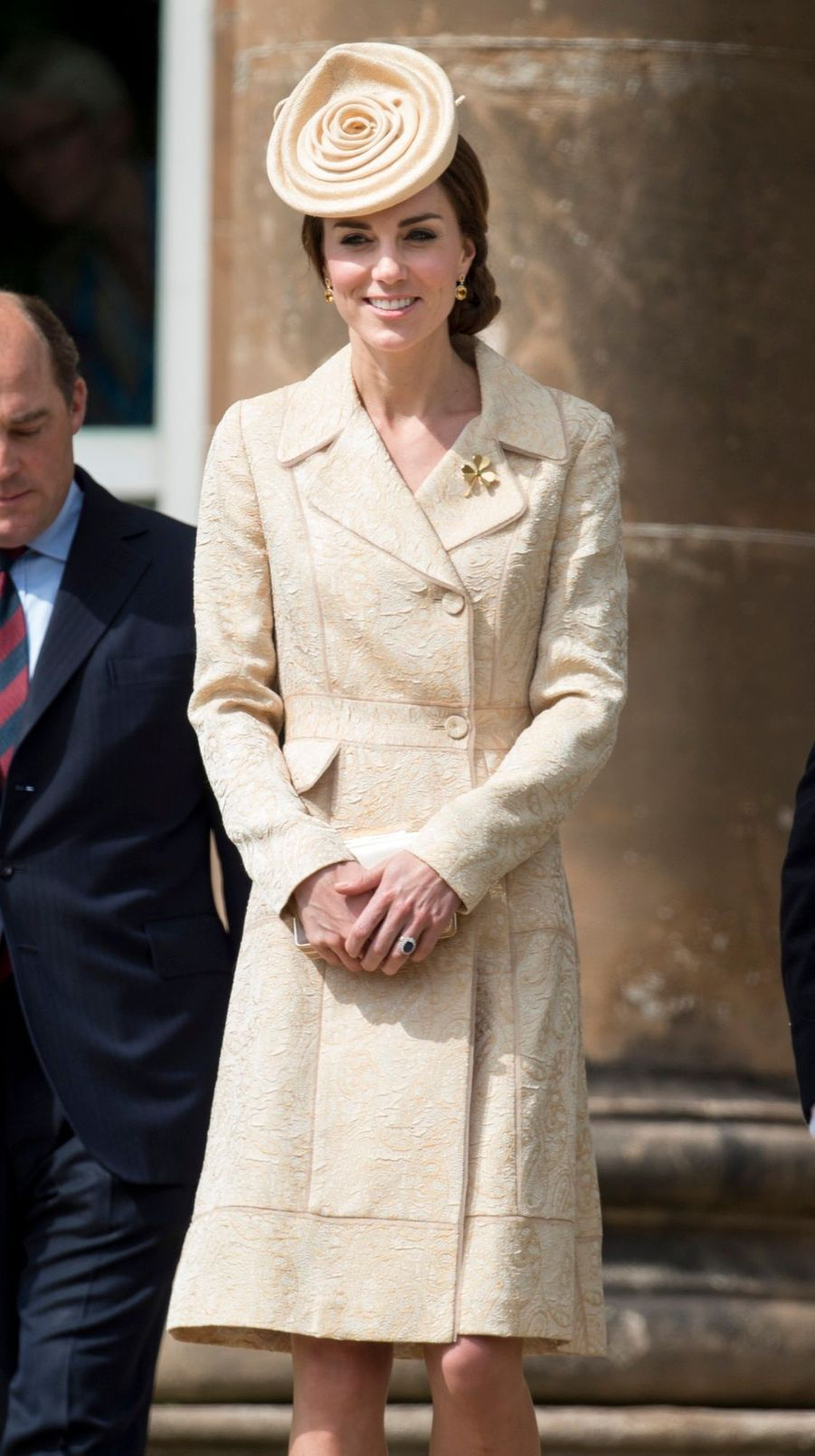 Kate, une duchesse avec une pointe de crème...