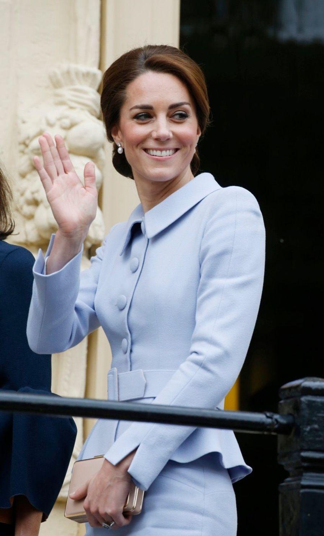 Kate vole de ses propres ailes aux Pays-Bas
