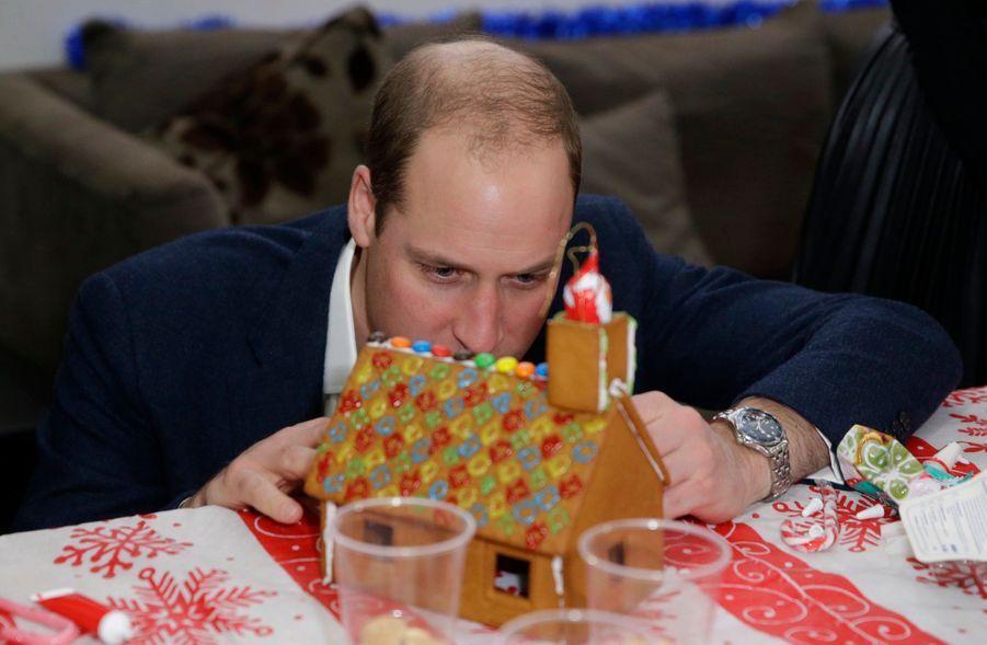Kate, William Et Harry Fêtent Noël Avant L'heure 18