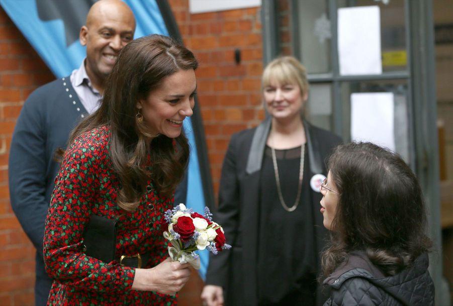 Kate, William Et Harry Fêtent Noël Avant L'heure 24