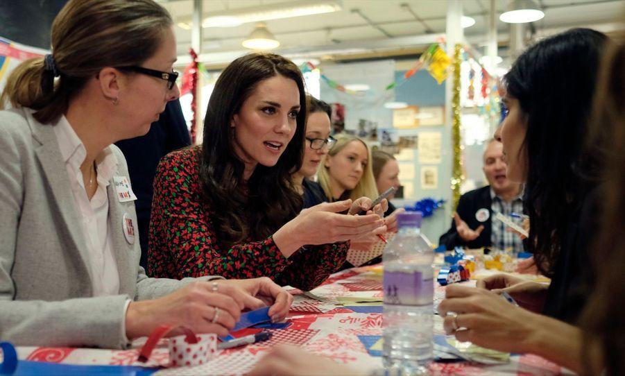 Kate, William Et Harry Fêtent Noël Avant L'heure 39
