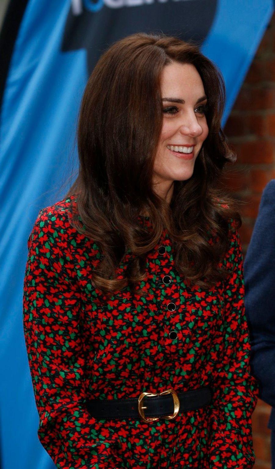 Kate, William Et Harry Fêtent Noël Avant L'heure 6