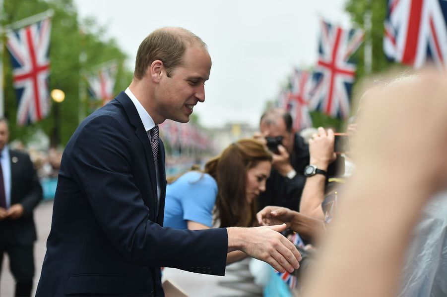 Le prince William