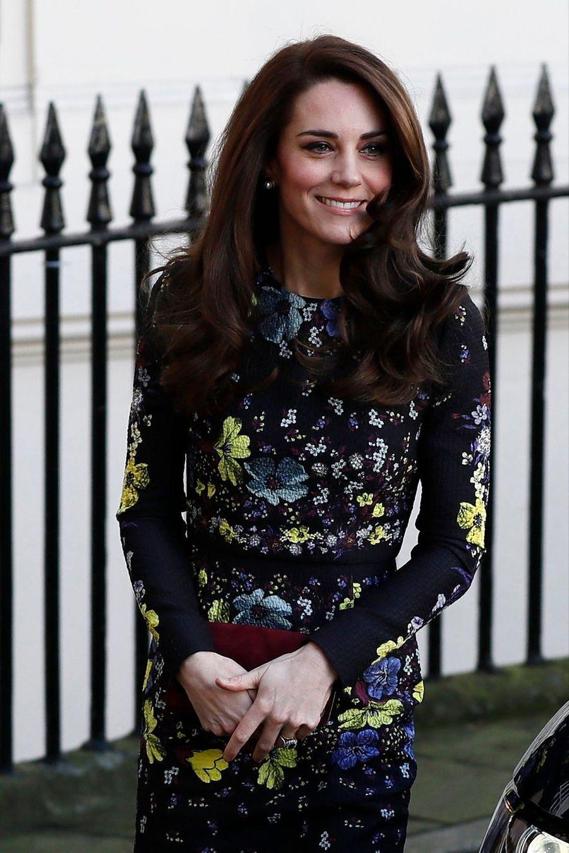 """Kate, William Et Harry Défendent """"Heads Together"""" En Vue Du Marathon De Londres 1"""