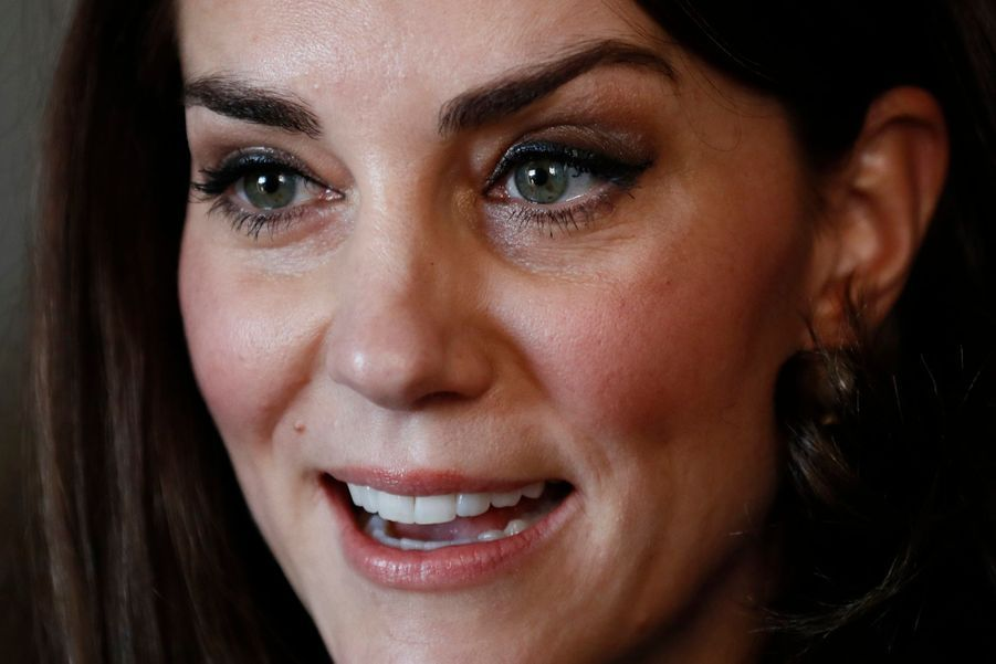 """Kate, William Et Harry Défendent """"Heads Together"""" En Vue Du Marathon De Londres 10"""