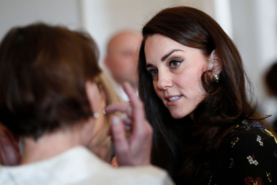 """Kate, William Et Harry Défendent """"Heads Together"""" En Vue Du Marathon De Londres 13"""
