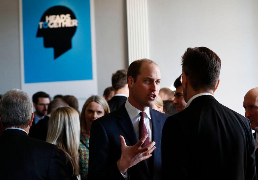 """Kate, William Et Harry Défendent """"Heads Together"""" En Vue Du Marathon De Londres 17"""